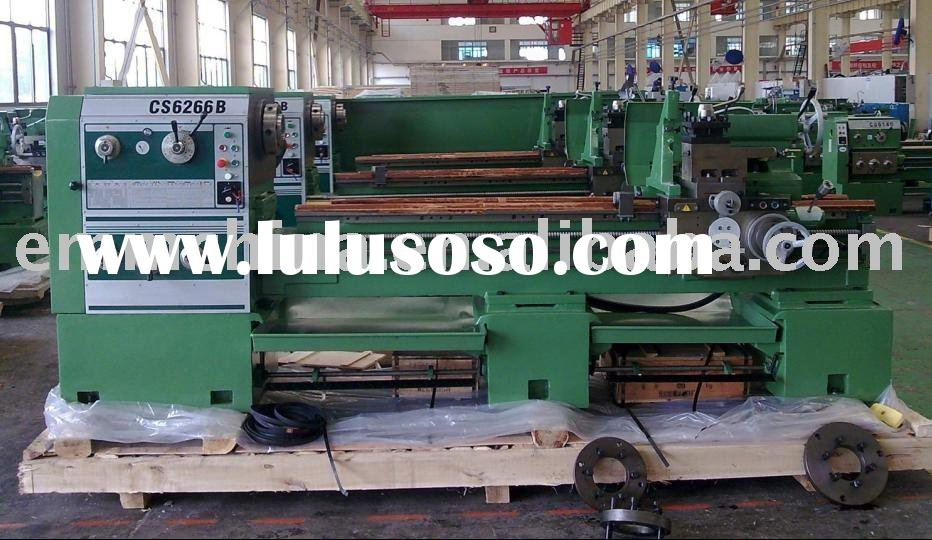 High Precision and Heavy-duty Industrial Lathe Machine