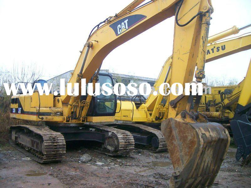 Hot sell Used cat excavator,used construction machinery