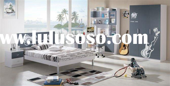 Hot-sell children bedroom furniture AB11-014