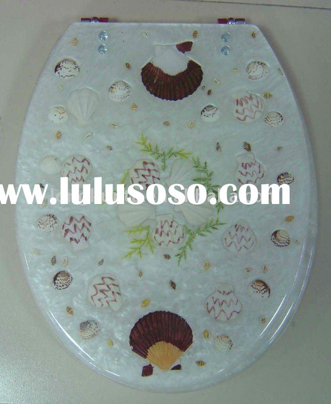 Hot sell cute toilet seat cover