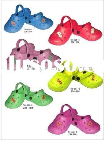 INFANT EVA GARDEN CLOGS