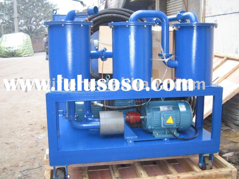 JL Series High Pressure Pipe Flushing/ Dirty Oil Filtering Machine