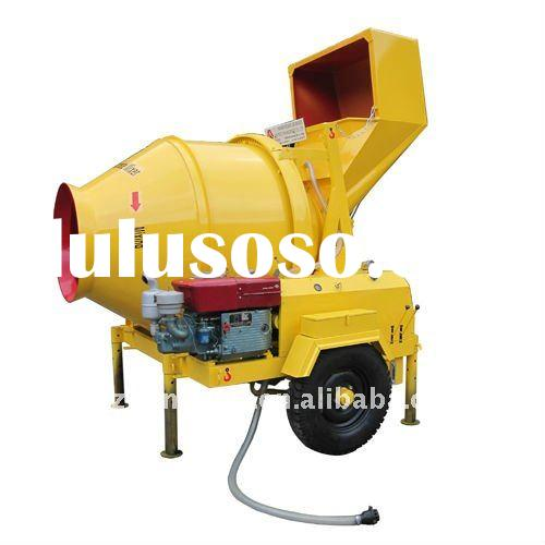 Dasion diesel engine concrete mixers portable for sale for Cement mixer motor for sale