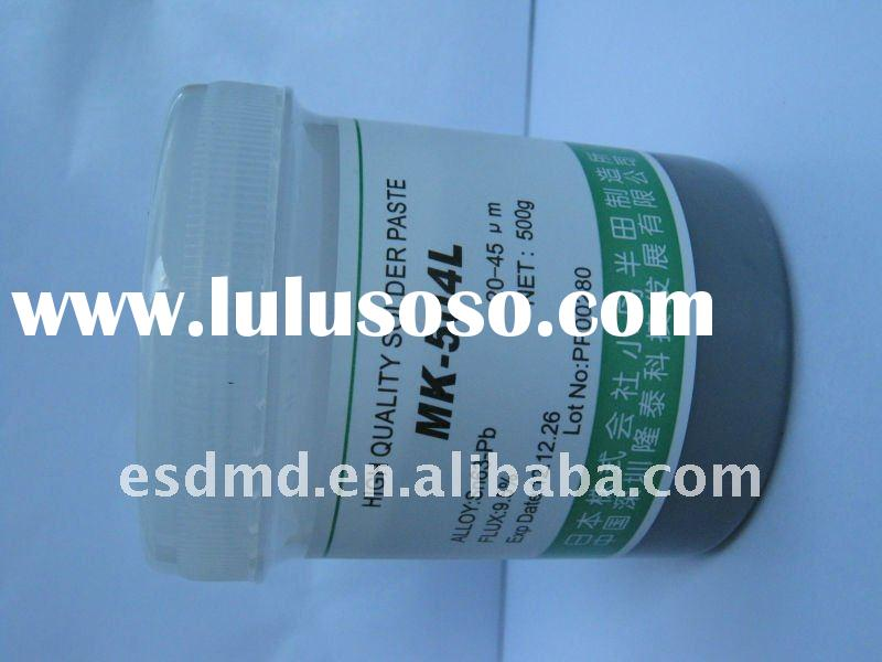 Japan MK-504L solder paste/ BGA reworkstation/ BGA reball kit