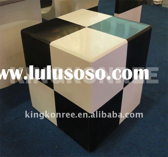 Joint invisible LG modified acrylic solid surface sheet(KKR)