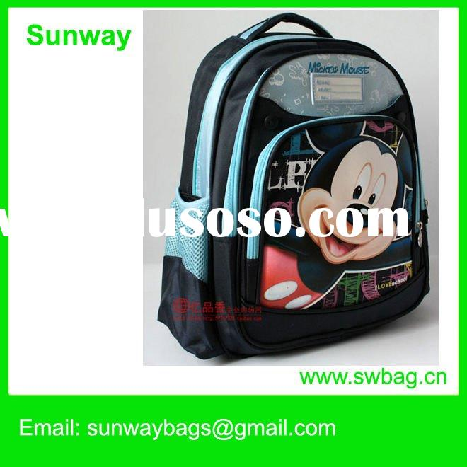 Kids children trendy new students teens fashion cheap quality school bags