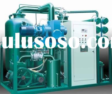 Large Capacity Vacuum Transformer Oil Filtration for Separating Water, Gas, impurities