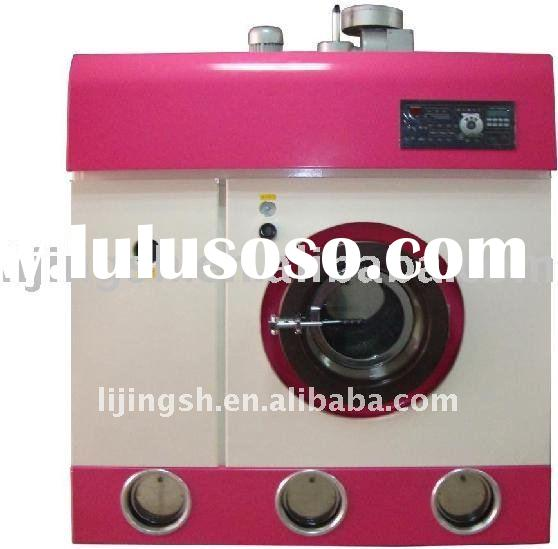 Laundry used dry cleaning equipment(CE,ISO9001)