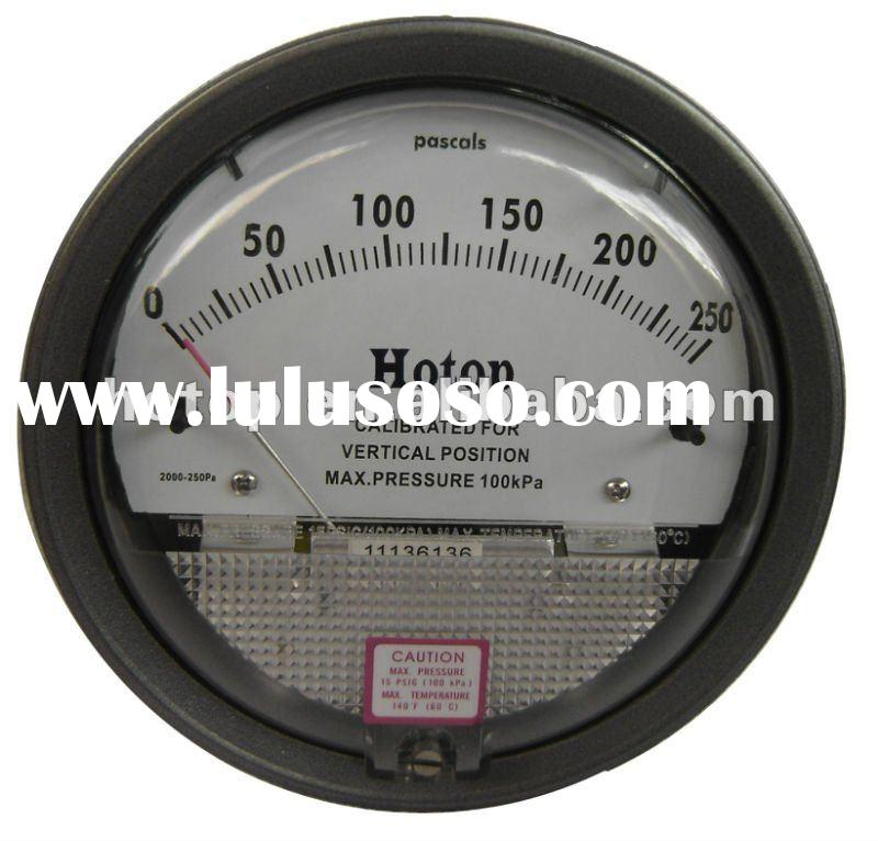 Low Cost Differential Pressure Gage H2000