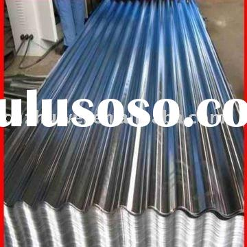 Metal building material/PPGI corrugated roofing sheet/color steel sheet