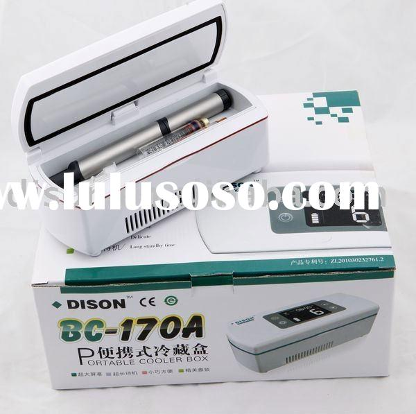 Micro-Cooler for Insulin and Medication, Diabetic Supplies, Medical Refrigerators, Medical Freezers,