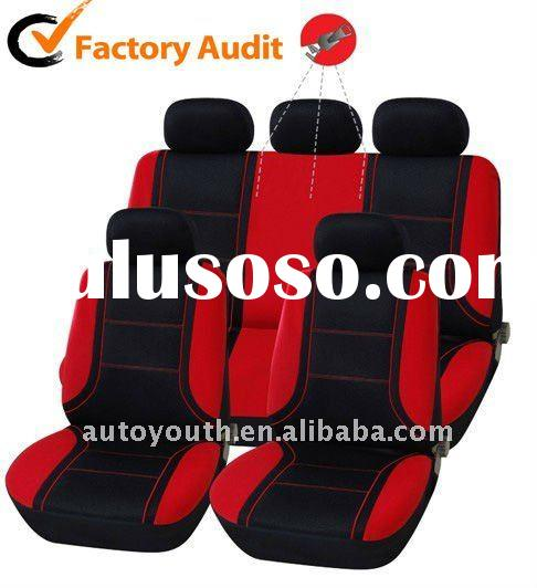 Microfiber car seat cover 9 pecs/set