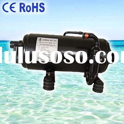 Military vehicle Air conditioning system compressor for SRV camping car caravan roof top mounted tra