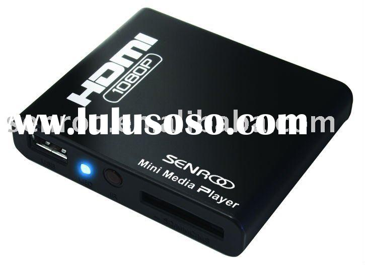 Mini HDD media player