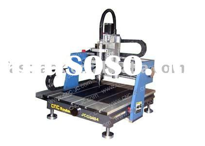 Mini Sign CNC Router JCG0404 for Home Shop or Hobby