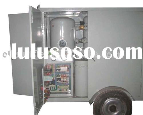 Mobile Enclosed Transformer Oil Filtration/Oil Processing/Oil Purifier
