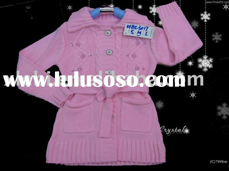 New elegant design kids clothes, child wear,children garment for girl's coat