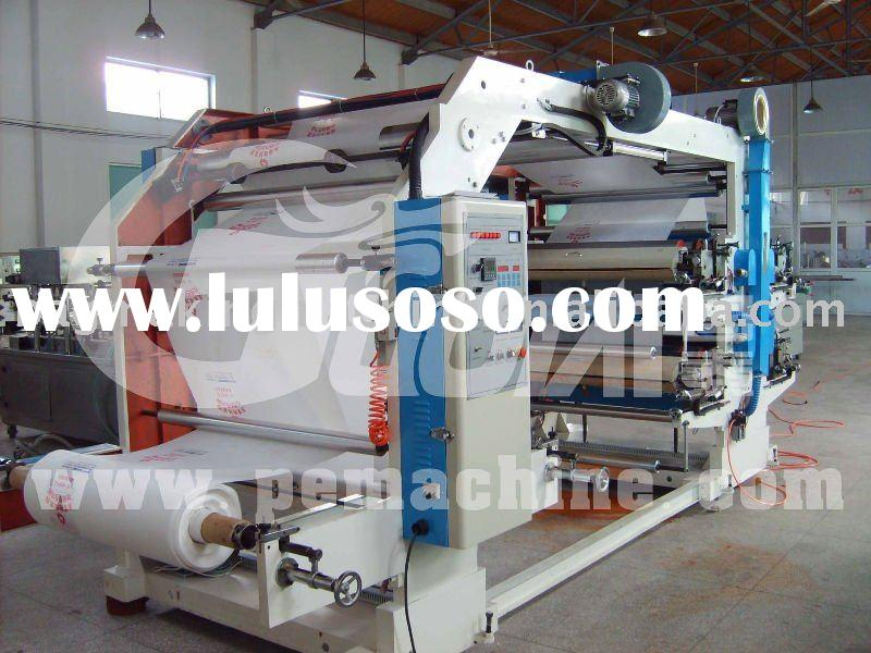 Non-woven Flexographic Printing Machine