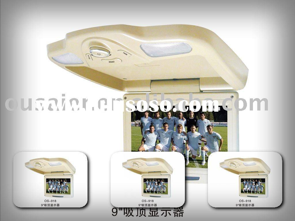 """OS-1168 11"""" Inch Car Roof DVD Player"""