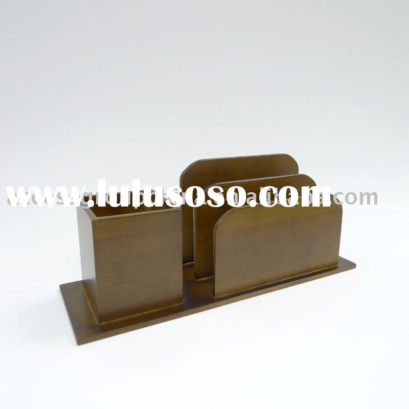 Office Stationery - Rack with Pen/Pencil Holder