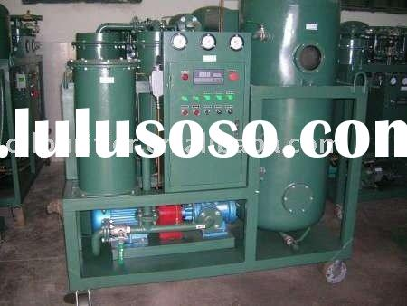 Oil Treatment, Waste Lubricant Oil Filtration Plant, Oil Purifier