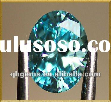 Oval Cut Aquamarine Rough Gemstone