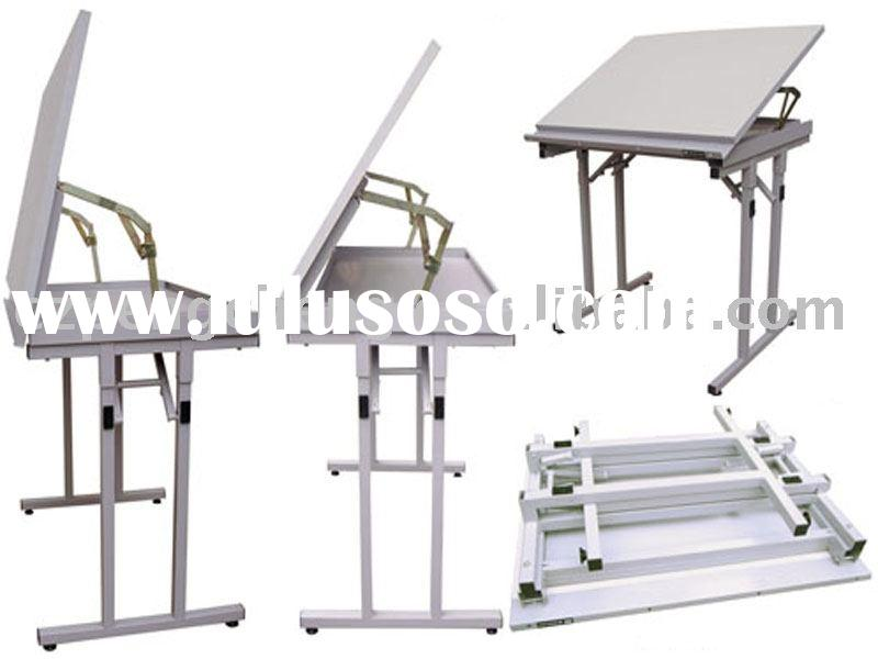 PCZ-107 Metal Folding Drawing Table Stand