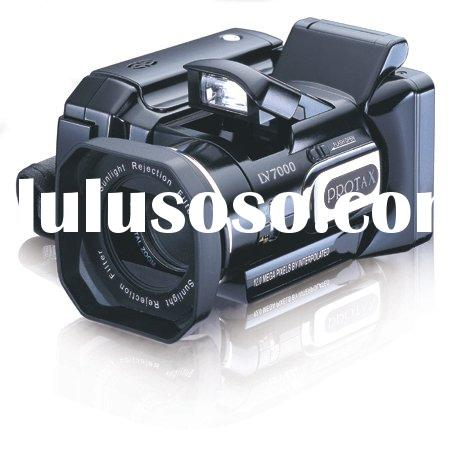 PROTAX/OEM Black Digital Camera/Camcorder/Video DV6T