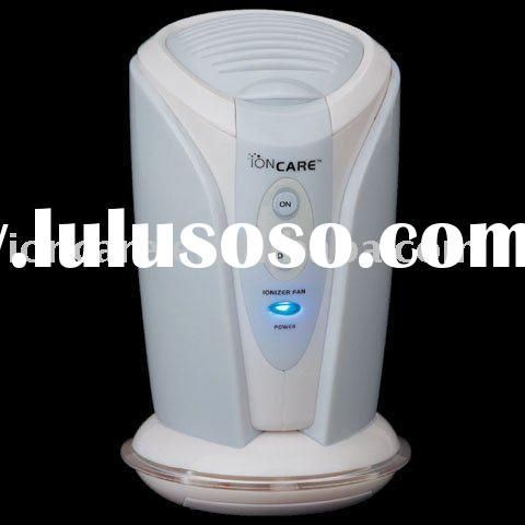 Personal Air Purifier & Freshener with Negative Ion Generator & Natural Aroma Diffuser