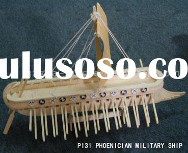 Phoenician Military ship