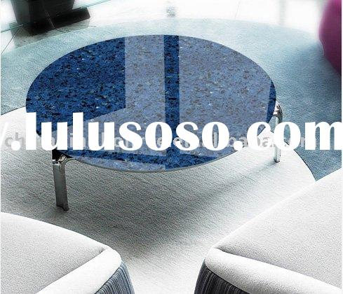 Polished and Glossy Table / Corian Solid Surface Material