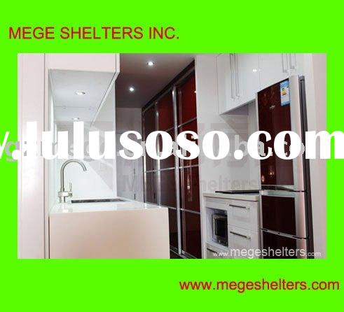 Prefabricated Home -- Modified Ship Container House
