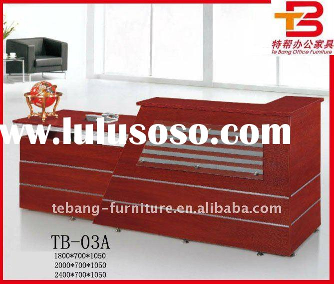 Red Cherry Modern Front Desk TB-03A