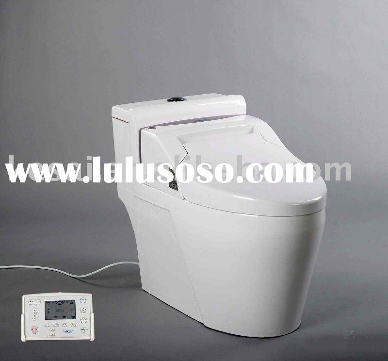 Remote control Automatic Body-cleaning Toilet Seat,Intelligent Sanitary Toilet Seat, Toilet bidet, t