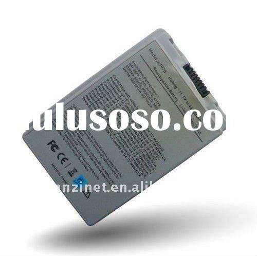 Replacement Laptop Battery Notebook Battery Rechargeable Li-ion Notebook Battery for of AppleA""