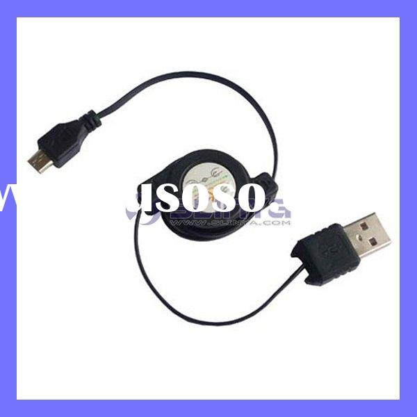 Retractable Micro USB Cable Micro USB Retractable Cable