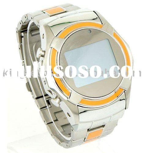 S760 Classic Dual Sim Card Video Chat Watch Mobile Phone
