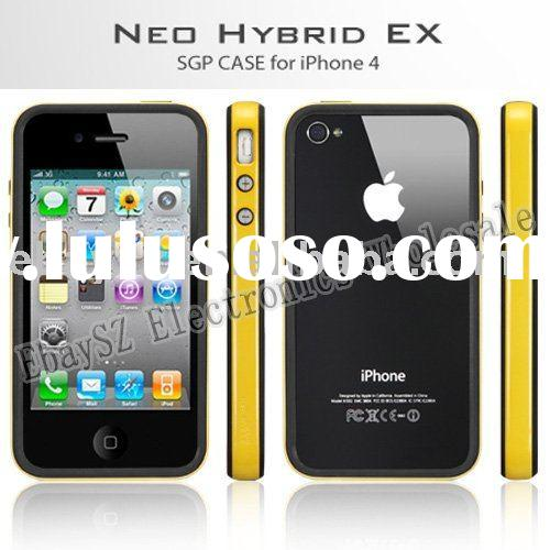 SGP Case for iphone 4,Steinheil SGP NEO Hybrid EX For iPhone 4 4G IP-150