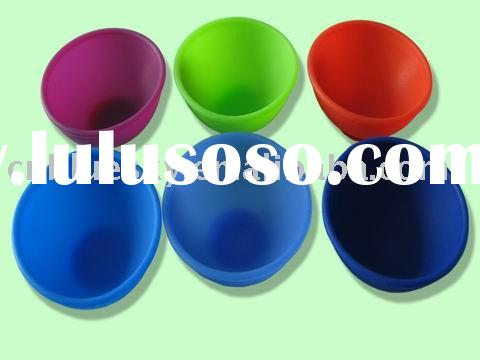 SILICONE BOWL /BAKING MOULD/MUFFIN MOLD /CAKE MOLD/ CAKE PAN/MEASURING CUP