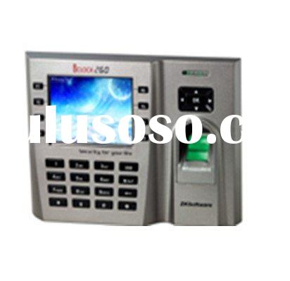 Self-service FingerPrint Multimedia TimeAttendance Terminals