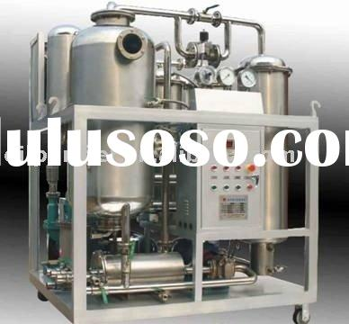 Sell Cooking oil purifier/ vegetable oil filtering machine