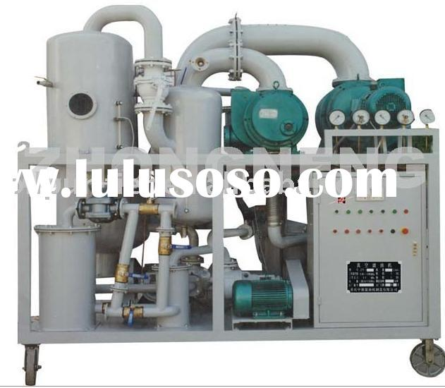Sell Double-stage vacuum Transformer oil purifier/ oil filtering/ oil purification/ oil filtration/