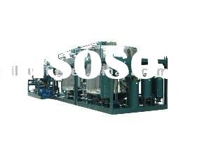 used car engine oil lubricants oil motor oil recycle machine zyd i waste oil regeneration plant