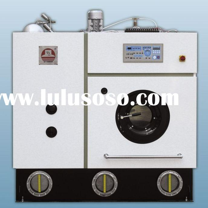 Series CBS-5S Full automatic hydrocarbon dry cleaning machine