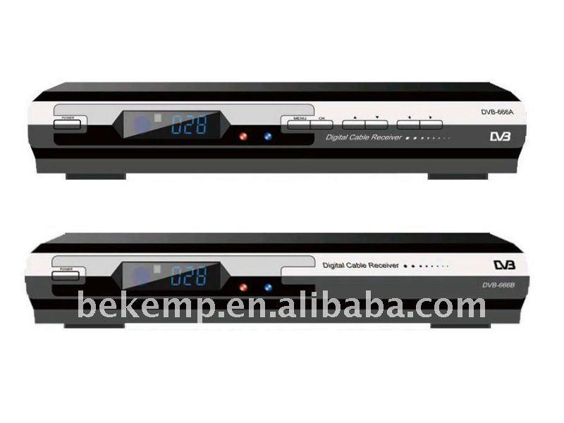 Set-Top-Box DVB-T for South America,Brazil,philippines