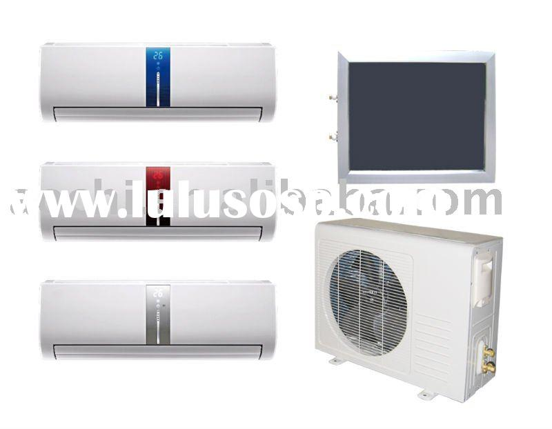 Solar Air Conditioning System With Energy Saving