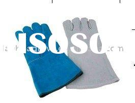 Split Cowhide leather welding gloves