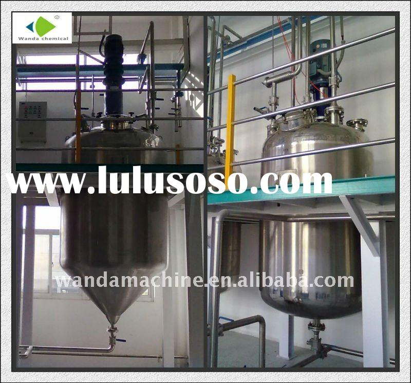 Stainless Steel Chemical Mixer