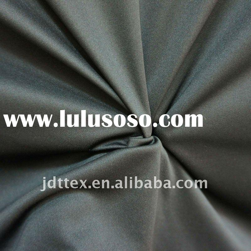 Super 100 Polyester Fabric For Sportswear With Absorb Sweat
