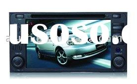TOYOTA UNIVERSAL car DVD player GPS software